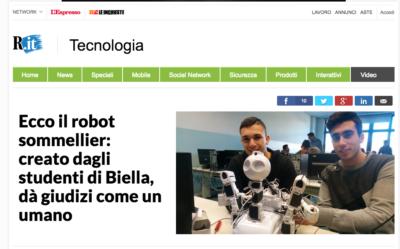 La nostra scuola su ischool.startupitalia e Repubblica
