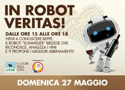 Il nostro Robot sarà agli Orsi