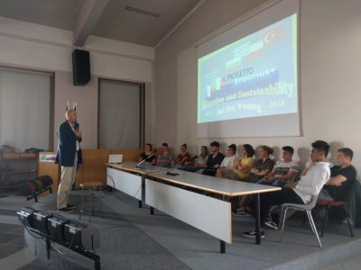 Progetto Erasmus Plus Easy, l'evento finale