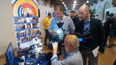 Eventbrite, incontri su robotica, intelligenza artificiale, coding e nuove tecnologie