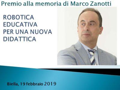 Premio alla memoria del dott. Marco Zanotti