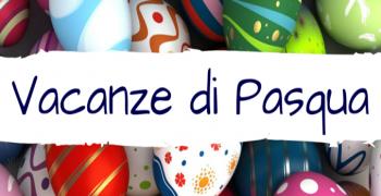 Vacanze Pasquali 2019!
