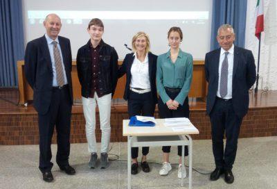 Cerimonia di consegna delle borse di studio Ormezzano 2019