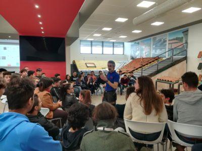 STUDENTI GEOMETRI A SCUOLA DI SICUREZZA E NON SOLO