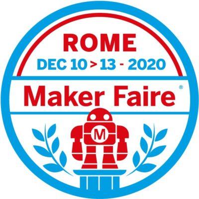 Vi aspettiamo al MAKER FAIRE ROME 2020