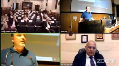 Presentazione dell' App Digital Agility alla regione e alle varie autorità